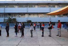 México: detectan primer contagio de COVID-19 en escolar tras regreso a clases presenciales