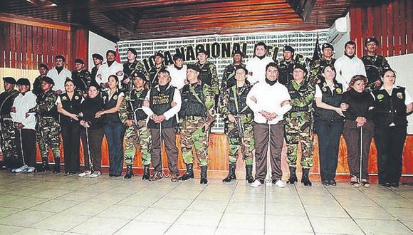 """Colaboradores  habrían delatado el paradero de """"Chacho Palomino"""""""