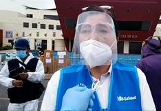 Disminuye número de hospitalizados en el hospital de Ilo