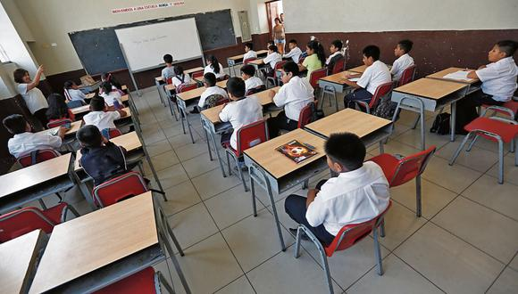 Se trata de instituciones educativas, públicas o privadas, de 11 regiones, y que garanticen condiciones sanitarias y cuenten con acuerdos de padres de familia.