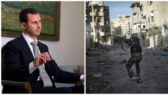 Bachar Al Asad ofrece un indulto a los rebeldes que entreguen sus armas