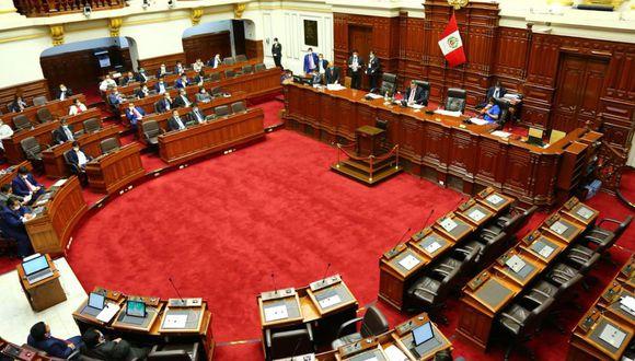 El Congreso aprobó la ley por insistencia. (Foto: Congreso de la República)