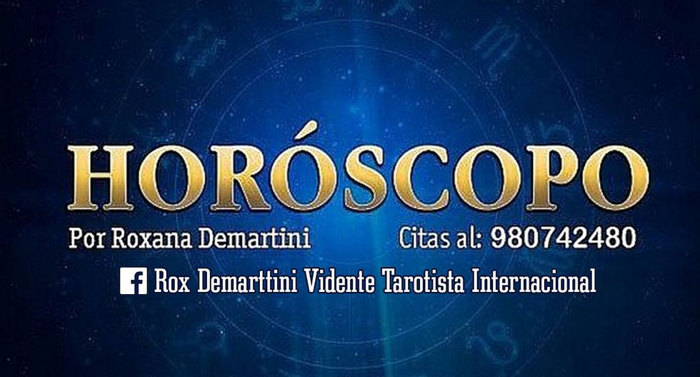 Horóscopo para hoy 15 de noviembre de 2018