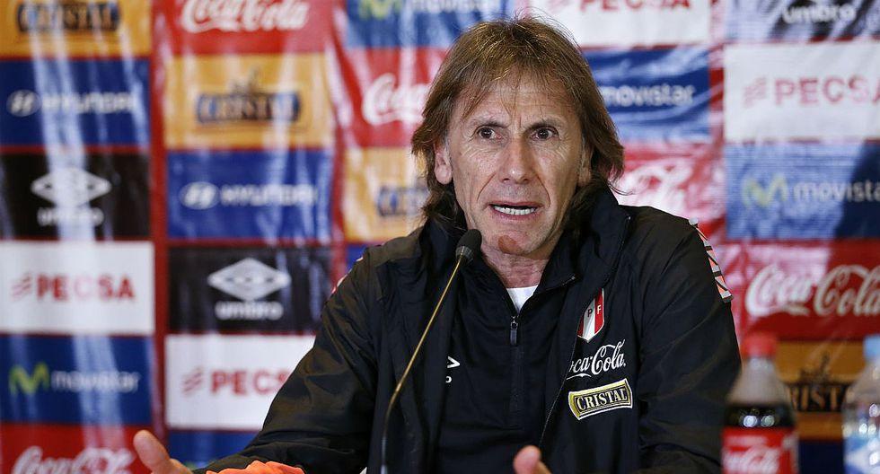 "Ricardo Gareca sobre partido ante Argentina: ""no nos guardaremos nada"""