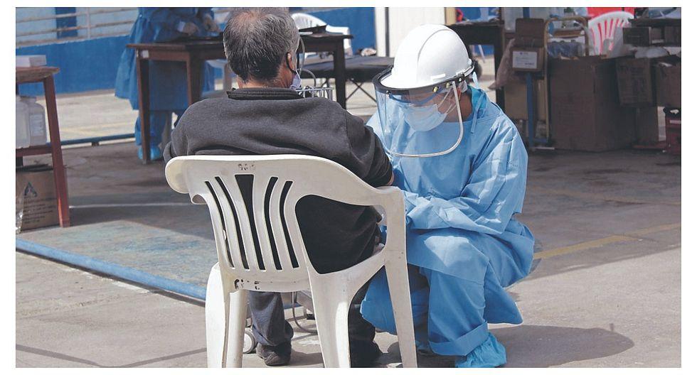 Chimbote: Niña y otros tres pacientes vencieron al COVID-19