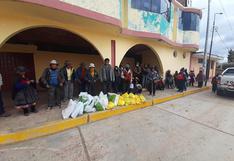 Encuentran tristes historias de ancianos en Huancavelica
