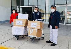 INS envía 5 mil pruebas moleculares para la región de Puno