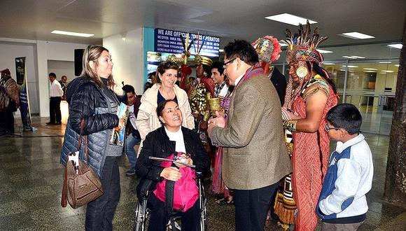 Fiesta en Cusco por el Día Mundial del Turismo (VIDEO)