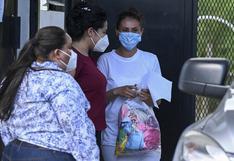 Salvadoreña presa por aborto recupera su libertad tras casi 9 años