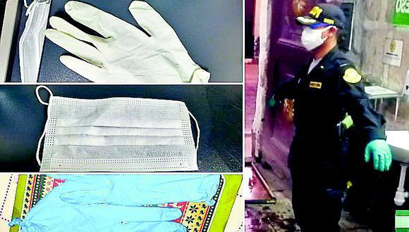 XI Dirección Policial compró mascarillas y guantes a precios inflados