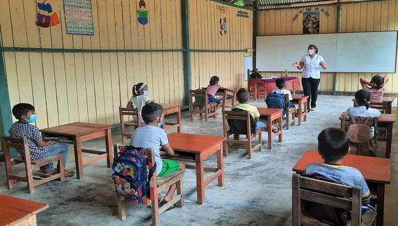 Escolares tendrán cuatro periodos de vacaciones  (Foto: Minedu)