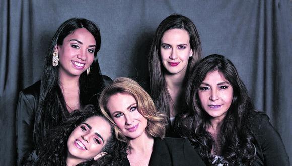 Denisse Dibós, Sandra Muente, Mónica Dueñas, Emilia Drago, entre otros, estarán en obra que se presentará del 11 al 14 de noviembre