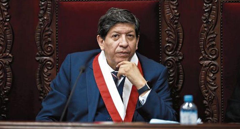 Tres meses después de la disolución, Ramos expondrá su ponencia para zanjar polémica.  (GEC)