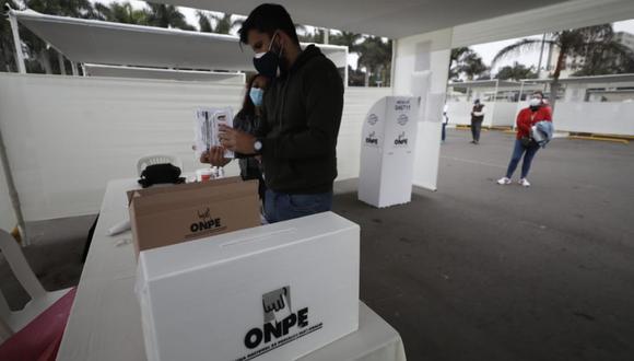 La segunda vuelta electoral se realizó el 6 de junio. (Foto: Joel Alonzo/ @photo.gec)