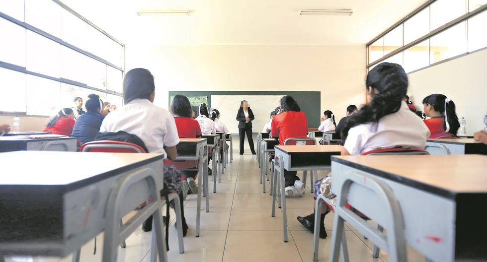 El 16 de marzo se inician las clases en todas las instituciones educativas públicas en todo el país. (GEC)