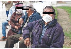 Más de mil adultos mayores han muerto por COVID-19 en Áncash