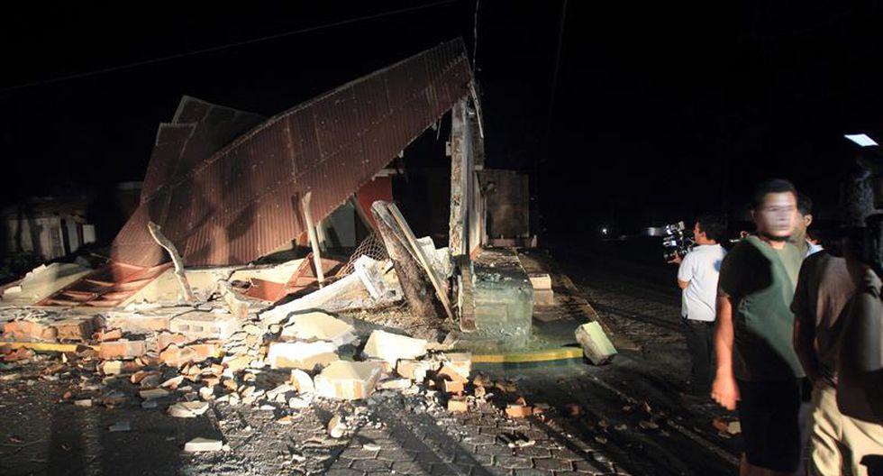 Nicaragua: Extreman medidas de seguridad tras sismo de 6,2 grados