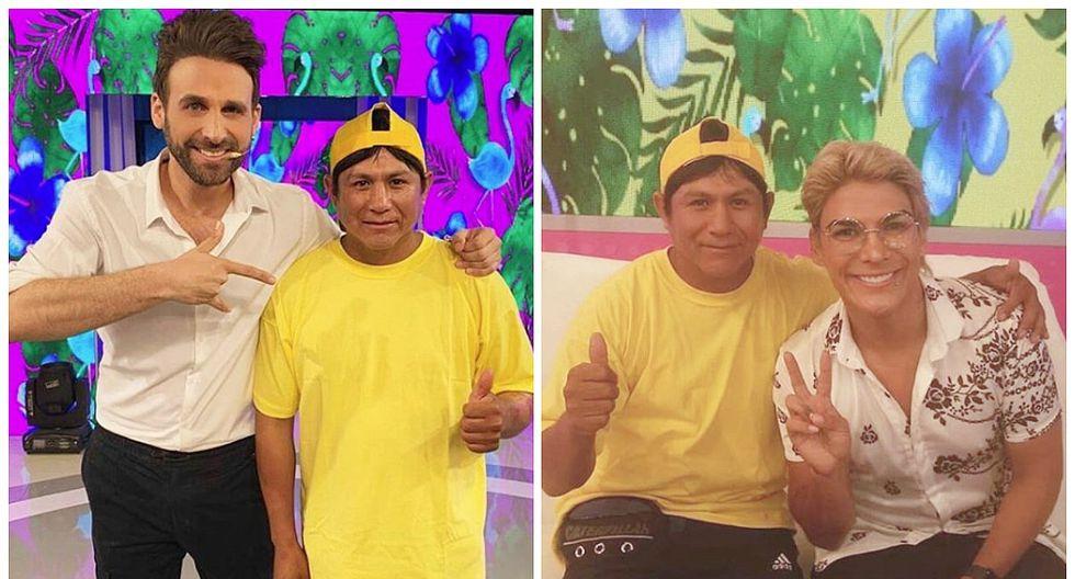 Erick Sabater y 'Coto': Heladero que fue testigo de la pelea ahora promociona eventos (VIDEO)