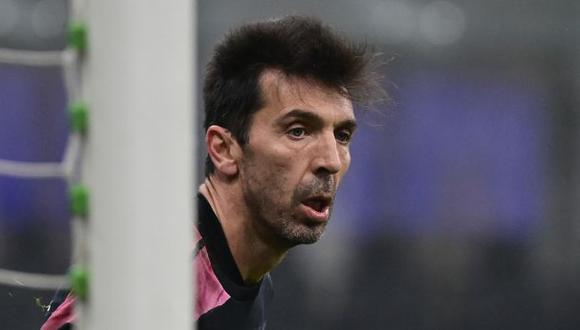 Gianluigi Buffon podría irse como campeón, en caso Juventus gane la Copa Italia. (Foto: AFP)