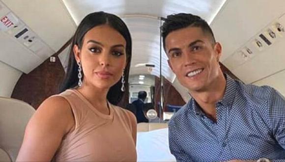 Georgina Rodríguez aclaró el futuro de Cristiano Ronaldo. (Foto: Instagram)