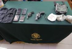 PNP abatió a delincuente y frustra asalto a almacenes de  zona industrial de Villa El Salvador