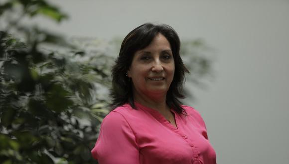 La ministra de Desarrollo e Inclusión Social indicó que el cambio de la Carta Magna de 1993 fue una propuesta de Perú Libre en la reciente campaña electoral. (Foto: GEC)