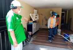 Arequipa: Pobladores denuncian daños por ruptura de tubería en Alto Selva Alegre