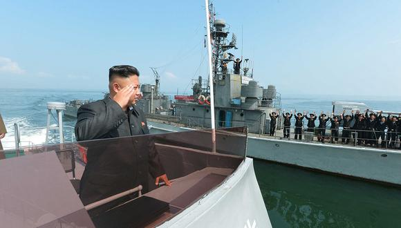 Las dos Coreas intercambian disparos de artillería en la frontera