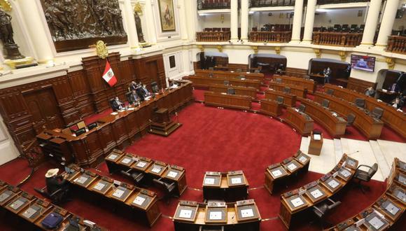 El Parlamento aprobó por insistencia norma contra el acaparamiento y especulación observada por el Ejecutivo. (Foto: Congreso)