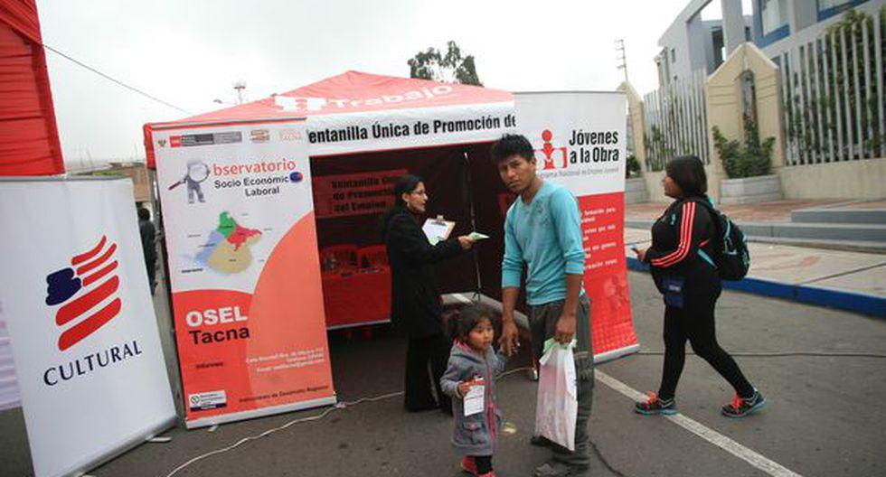 Tacna: Sobrepoblación de carreras genera desempleo local