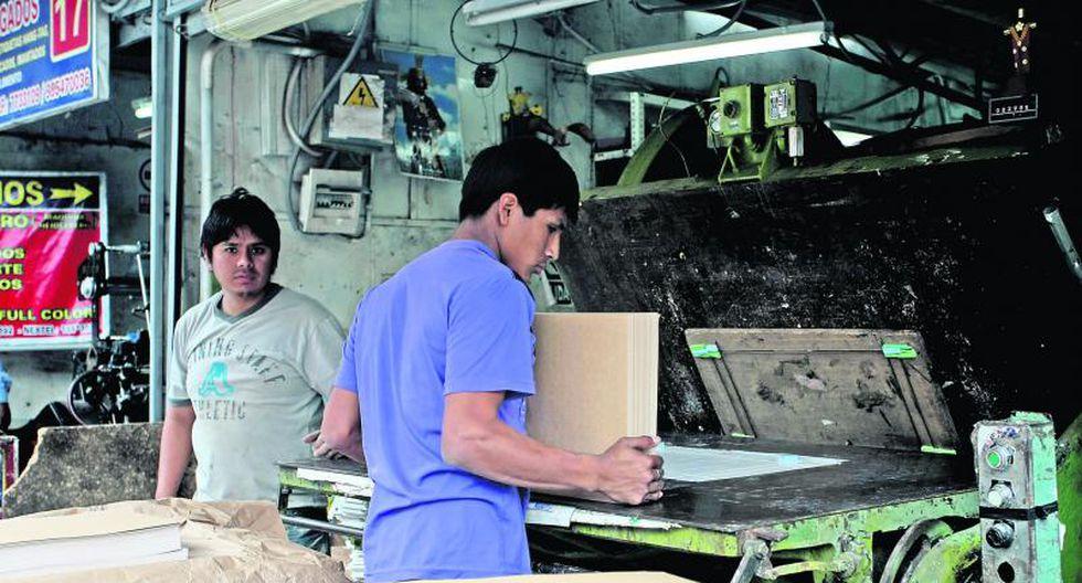 INEI: En el Cercado de Lima hay 3097 imprentas