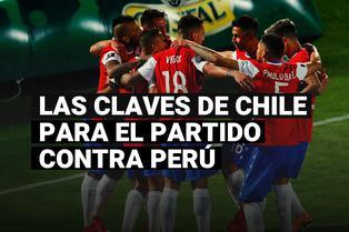 Perú vs. Chile: Las piezas claves que volverán para el choque contra Perú
