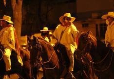 Arequipa: Seguidores de Fuerza Popular y Perú Libre salieron a las calles a marchar