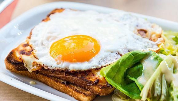 Facebook viral: Restaurante ofrece pan con huevo al increíble precio de 22 soles (FOTO)