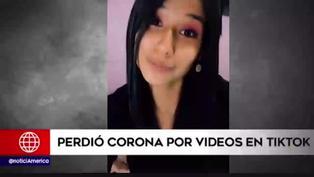 ¿Por qué le quitaron la corona a Miss Perú Junín cuatro días después de ganarla?