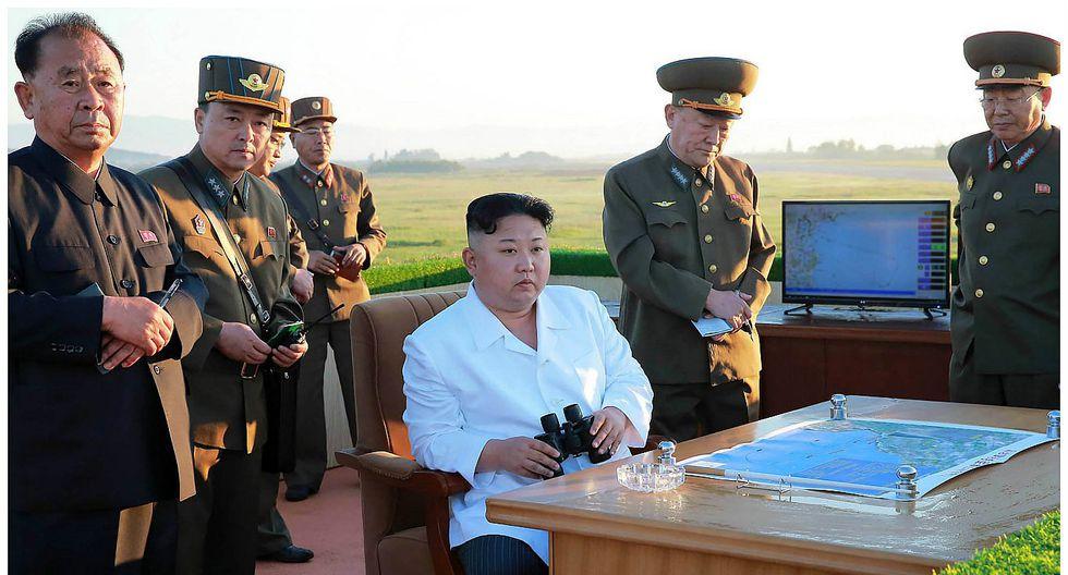 Corea del Norte lanzó misil balístico en nuevo desafío a EE.UU.