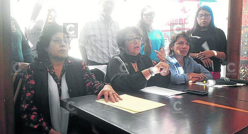 Organizaciones y colectivos le dan jalón de orejas a gobernador de Arequipa