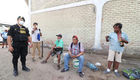Locales no tenían licencia de funcionamiento, siendo sancionados sus propietarios con el 25% de la UIT, más la medida de clausura definitiva. (Foto: MPP)