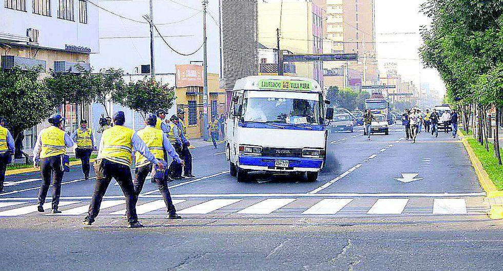Lima plantea suspender o anular brevetes a conductores agresores