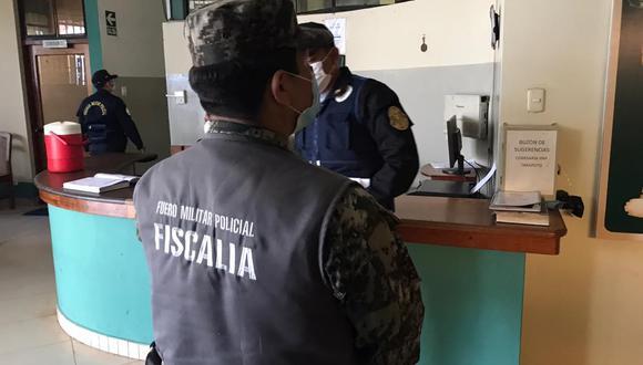 San Martín: el abogado Julián Ángel Román Franco, representante legal de la presunta víctima, presentó una denuncia contra el exjefe de Policía de Tránsito de Tarapoto