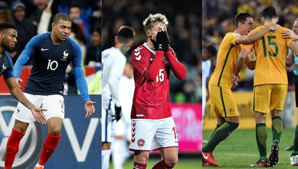 Amistosos Fecha FIFA: ¿Cómo les fue a los rivales que tendrá Perú en el mundial?