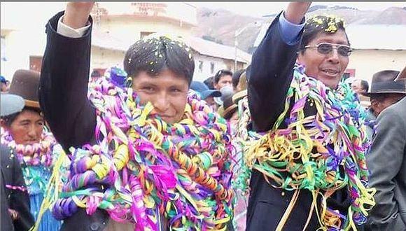 Jurado Electoral Especial de Huancané deja fuera de carrera a Américo Portillo