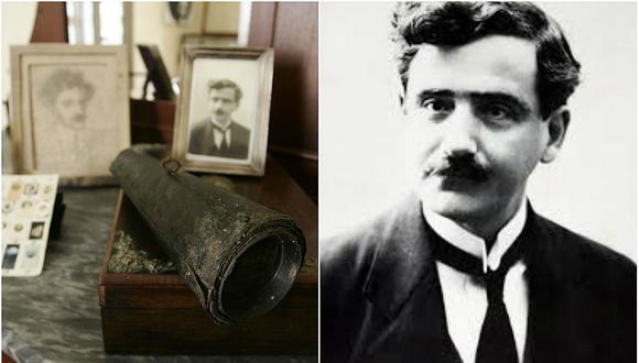 Declaran Patrimonio Cultural de la Nación al álbum de fotos en miniatura del poeta José María Eguren