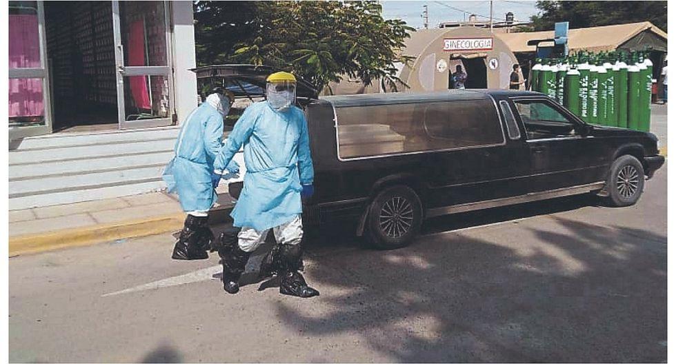 Áncash: Diresa reporta 186 muertos y 2485 positivos por coronavirus