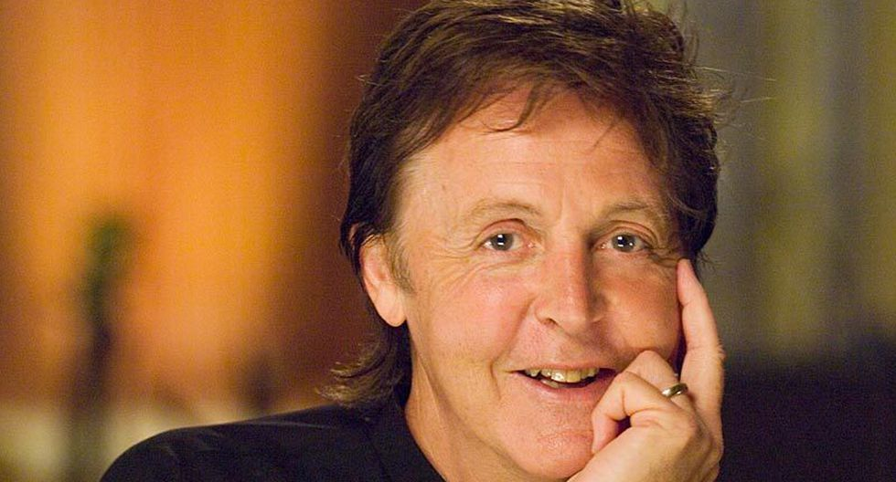 Paul McCartney daría segundo concierto en Lima este año