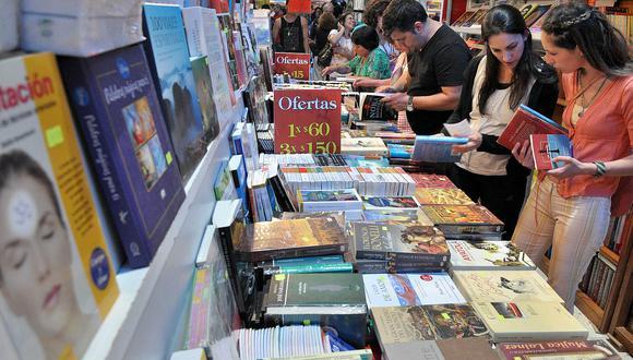 Chile: Editoriales crecen un 15% pero sus lectores no aumentan