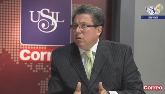 """Analista Miguel Rodríguez sobre fuga de Belaunde Lossio: """"Existe una inacción del Gobierno"""""""