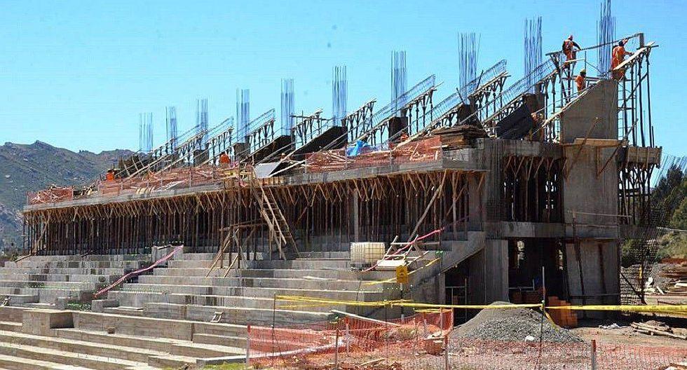 Afiliados a Construcción Civil no trabajan en obras del Gobierno Regional