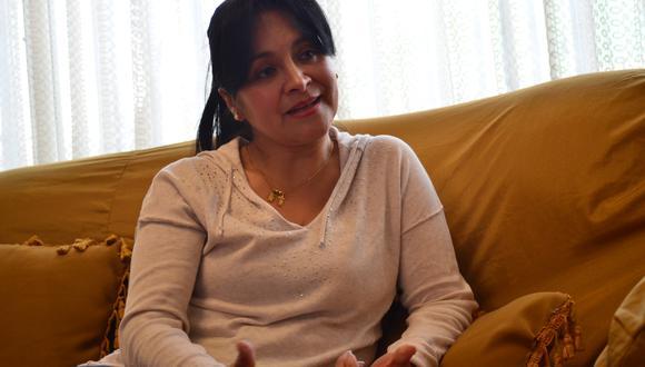 "Primera Dama de Huancayo: ""Nadine Heredia provocó que le falten al respeto"""