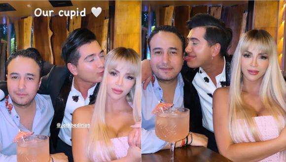 """Según el reportero de México, Sheyla Rojas asistió a un lugar """"famoso por mujeres exuberantes en busca de 'sugar daddies'"""". (Foto: Instagram)"""